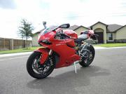 2012 Ducati Superbike.3, 700 miles on it..